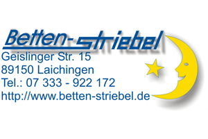 Betten Striebel Laichingen