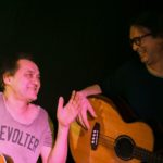 Werner Dannemann (Git) und Steffen Knauss (Bass)