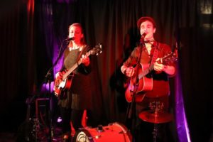 Liffey Looms Konzert Bad Urach Cafe La Vie