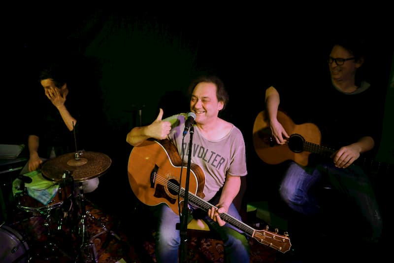 Werner Dannemann Akustik Band