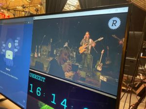 Streaming Konzert Roxy Yasi Hofer