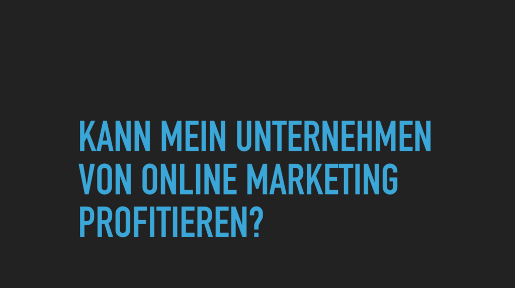 Online Marketing Steffen Knauss