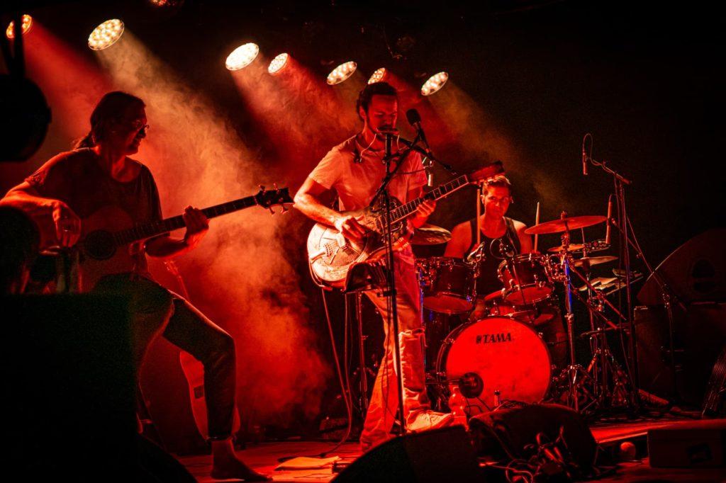 Bölter Band Live