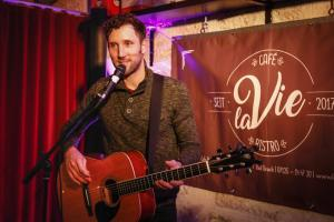 David Blair live - Cafe La Vie Bad Urach