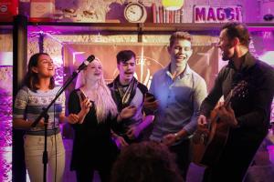 David Blair live - Cafe La Vie Bad Urach - TVOG Team Catterfeld