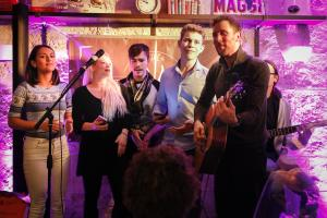 David Blair live - Cafe La Vie Bad Urach - Team Catterfeld TVOG