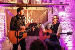 David Blair live - Cafe La Vie Bad Urach - Steffen Knauss