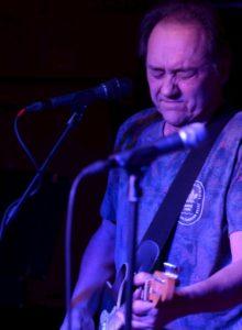 Werner Dannemann Gitarre Blues Rock
