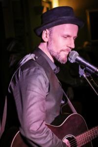 Axel Nagel Bad Urach Alb Live Cafe La Vie