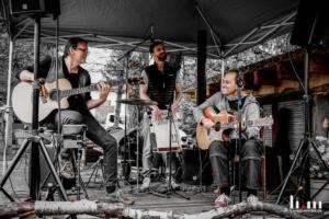 Werner Dannemann - Steffen Knauss - Bass - Thomas Göhringer - Drums